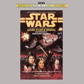 Timothy Zahn - Star Wars: The Thrawn Trilogy, Book 2: Dark Force Rising  artwork