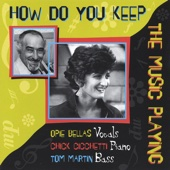 Opie Bellas - How Do You Keep the Music Playing artwork