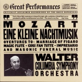 The Masonic Funeral Music, K. 477 - Bruno Walter & Columbia Symphony Orchestra