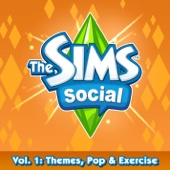 The Sims Social, Vol. 1: Themes, Pop and Exercise cover art