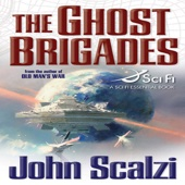 John Scalzi - The Ghost Brigades (Unabridged) [Unabridged  Fiction]  artwork