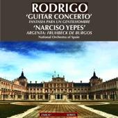 """Guitar Concerto """"Concierto De Aranjuez"""": II. Adagio (""""Aranjuez,mon amour"""") - The National Orchestra Of Spain, Ataulfo Argenta & Rafael Fruhbeck de Burgos"""