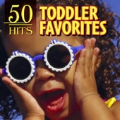 50 Hits: Toddler Favorites - The Countdown Kids Cover Art
