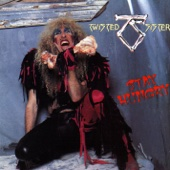 We're Not Gonna Take It - Twisted Sister Cover Art