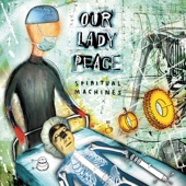 Our Lady Peace - Everyone's a Junkie artwork
