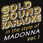 Like A Prayer (Karaoke Version) [in the Style of Madonna]