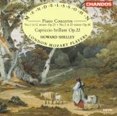 Mendelssohn: Piano Concertos Nos. 1 and 2 & Capriccio Brillant