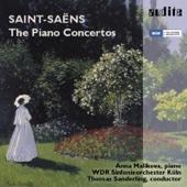 Camille Saint-Saëns: The Complete Piano Concertos (Piano Concerto No. 1, D Major, Op. 17, No. 2, G Minor, Op. 22, No. 3, E-Flat Major, Op. 29, No. 4, C Minor, Op. 44, No. 5, F Major, Op. 103 (