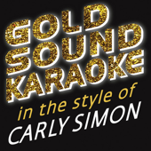 In the Style of Carly Simon (Karaoke Versions)