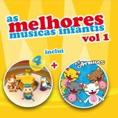As Melhores Músicas Infantis Vol 1