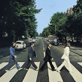 The Beatles - Abbey Road  artwork