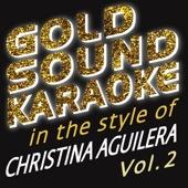 Hurt (Karaoke Version) [in the Style of Christina Aguilera]