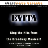 Spotlight Karaoke, Vol. 16 (Evita)