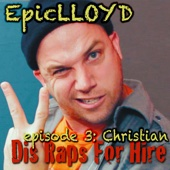 Dis Raps for Hire - EP. 3: Christian cover art