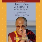 Jeffrey Hopkins, Ph.D. & His Holiness the Dalai Lama - How to See Yourself as You Really Are  (Unabridged) artwork