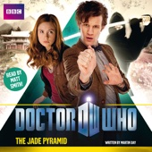 Martin Day - Doctor Who: The Jade Pyramid (Unabridged)  artwork