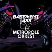 Raindrops (Jaxx Club Boot) [Basement Jaxx vs. Metropole Orkest] - Single cover art