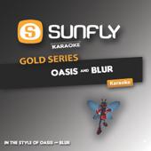 Karaoke Gold Series: Oasis & Blur (Karaoke Version)