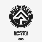 Twin Turbo 005 - Rise & Fall - Single cover art