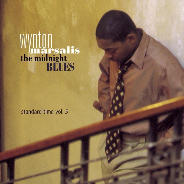 The Midnight Blues Standard Time, Vol. 5   Wynton Marsalis