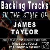 Backing Tracks in the style of James Taylor - EP (Backing Tracks) - EP