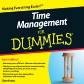 Time Management For Dummies Audiobook - Clare Evans