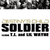 Soldier (feat. T.I. & Lil Wayne) - Single cover art