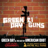 21 Guns (feat. Green Day & the Cast of American Idiot) [Live at the Grammy's] - Single cover art