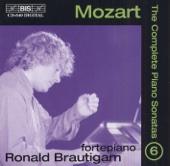 Mozart, W.A.: Piano Sonatas (Complete), Vol. 6 - Nos. 15-18