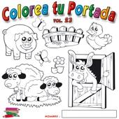 Colorea Tu Portada   Vol.23