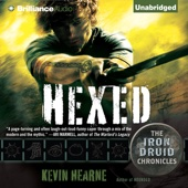 Kevin Hearne - Hexed: The Iron Druid Chronicles, Book 2 (Unabridged)  artwork