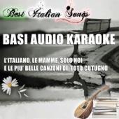 Basi audio : Karaoke of Toto Cutugno