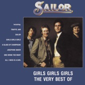 Sailor - Girls, Girls, Girls artwork