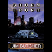 Jim Butcher - Storm Front: The Dresden Files, Book 1 (Unabridged)  artwork