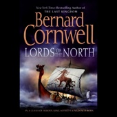 Lords of the North - Bernard Cornwell Cover Art