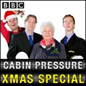 John Finnemore - Cabin Pressure: Molokai (Christmas Special 2010) (Unabridged)  artwork