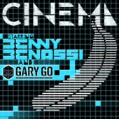 Cinema (Remixes) [feat. Gary Go], Pt. 2 - EP cover art
