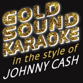 One (Karaoke Version) [in the Style of Johnny Cash]