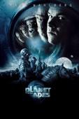 Tim Burton - Planet of the Apes (2001)  artwork