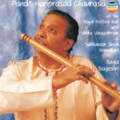 Pandit hariprasad chaurasia At the Royal Festival Hall