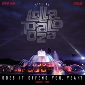 Live At Lollapalooza 2008: Does It Offend You, Yeah? - EP cover art