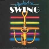 Larry Elgart & His Manhatten Swing Orchestra - Hooked On Swing  artwork