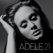 Adele - 21 artwork