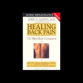 Healing Back Pain - John E. Sarno, M.D. Cover Art