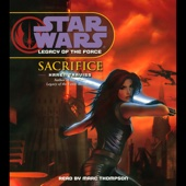 Karen Traviss - Star Wars: Legacy of the Force #5: Sacrifice  artwork