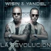 Wisin & Yandel - Imaginate ilustración