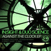 Against The Clock - EP cover art