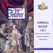 Coppelia Ballet Szene 1 - Waltz
