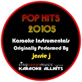 Domino (Originally Performed By Jessie J) [Karaoke Audio Instrumental]