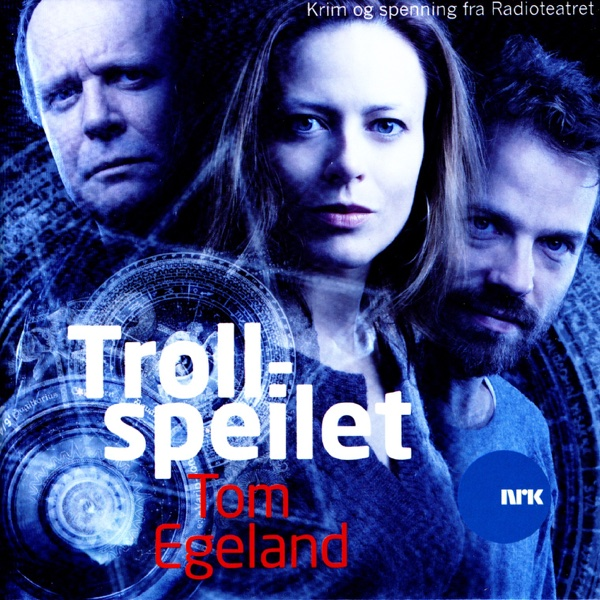 Trollspeilet Tom Egeland CD cover